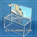 factory directly sale acrylic ballot box/suggestion box