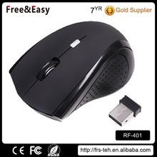 Fcc standard 4d wireless mouse with usb storage