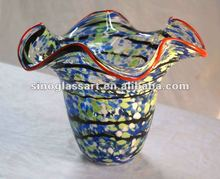 Decorative Cheap Murano Art Glass Vase