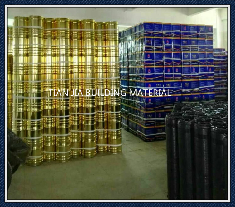 Basement Waterproofing Materials Swimming Pool Polyurethane Coating