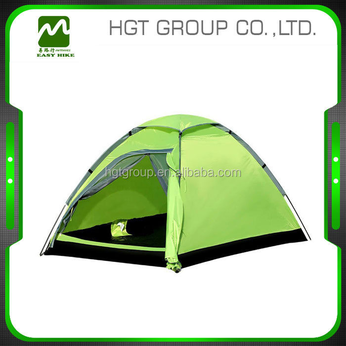 3 Persons Camping Tent Ultralight Backpacking Tents with Carry Bag Dome Shape for Family Hiking Park Beach