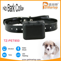 Hot selling TZ-PET850 Remote control dog training No bark collar