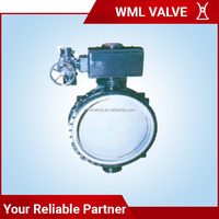 Body Rubber Seal Butterfly Valve D43X