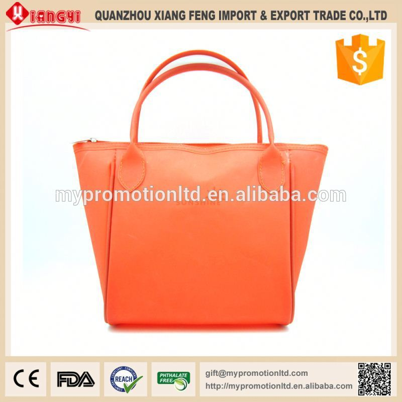 Patent shooping jelly bag for women and other capacity character