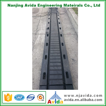 Reinforced Steel Plate Elastomeric Road Expansion and Contraction Joints