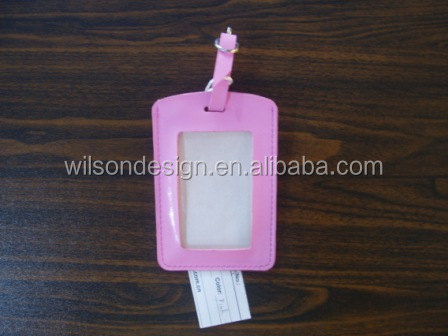 Cheapest Promotional Embossed usb luggage tag
