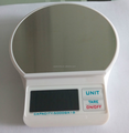 digital kitchen weighing scale NS-K21, 5kg USB rechargeable