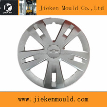 car rim wheel plastic cover /wheel hubcap injection mould