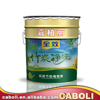 Caboli China factory directly sell wall emulsion paint colors acrylic paint brush