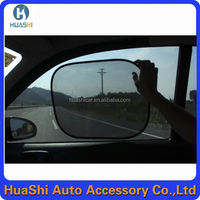 static cling window car sunshade, sun shade with mesh