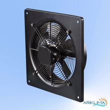Top quality clean air kitchen fan motor exhaust small industrial ac axial flow fan with CE BASE-OV