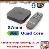 2014 Hottest Selling High Quality Minix Neo X7 Rk3188 Quad Core Cortex A9 Android Tv Box By Salange