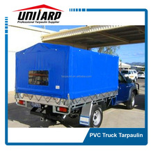 fireproof PVC tarpaulin for tent/truck/trailer/lorry/van/ car/construction