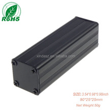 90*25*25mm Low Voltage Metal Terminal Distribution Enclosure