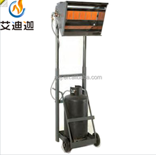 Energy Saving and Portable Asphalt Pavement Regeneration and Repair System