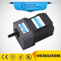 electric vehicle 3w ac gear motor