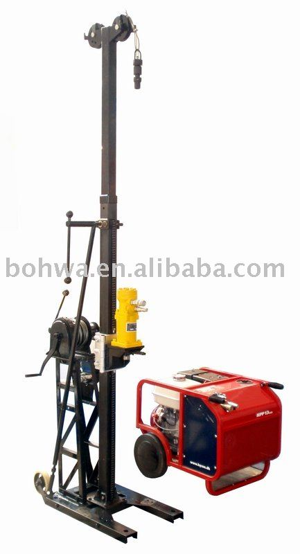 Man Portable Core Drilling Rig
