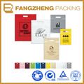 Biodegradable Custom pe Die Cut Plastic Shopping Bag
