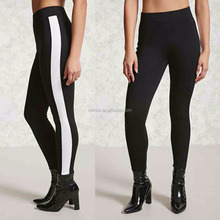 New Mix Leggings Wholesale Tights Woman Leggings High Quality Contemporary Striped Yoga Leggings
