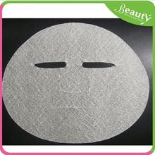 Deep skin whitening mask chinese wholesale spun lace non-woven facial mask ,ynkn