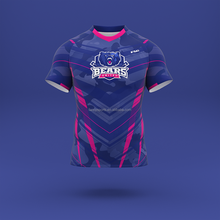 Custom make rugby union jersey