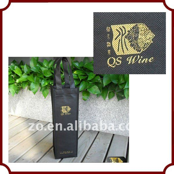 one bottle bag non-woven tote bag NB-061