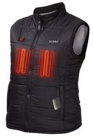 7.4V heated jacket, fishing vests for men