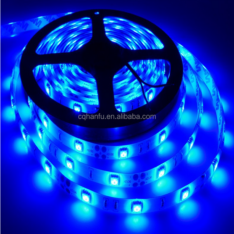 motorcycle SMD5050 30led/m RGB 36W led flexible