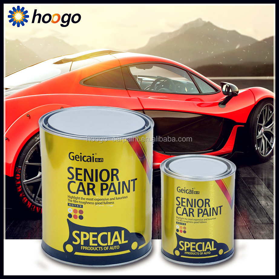 geicai slow thinner for car paint