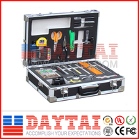 Optical Fiber Tool Kit Used in CCTV& digital system of communication devices