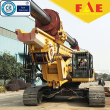 High efficiency FAR11S portable Surface exploration drilling rig/integrated drilling rig