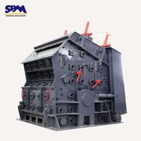 new machine in china shanghai basalt largest impact crusher price