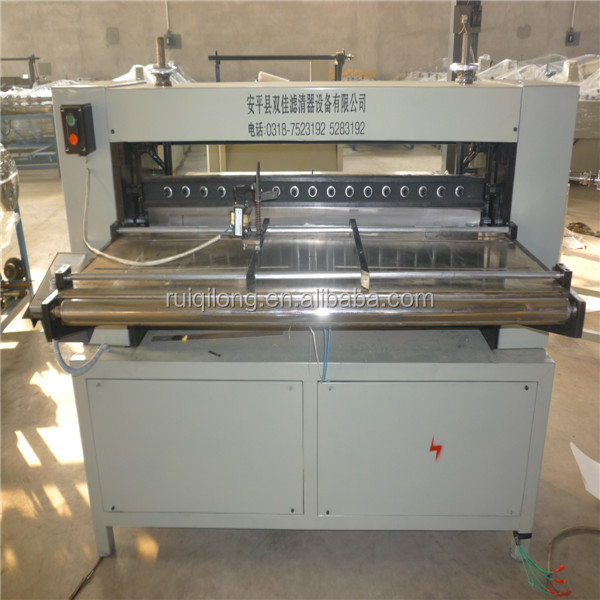 ZZHG-B1100mm Automatic filter blade pleating machine