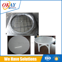 Plastic moulding for Table moulds Furniture moulds