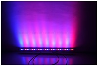 Outdoor stage lighting high power 608x36x25.5mm RGB Color changing 18W LED Wall Washer Light exhibition strip light