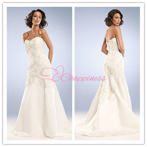 2013 champagne plus size dresses wedding under 100