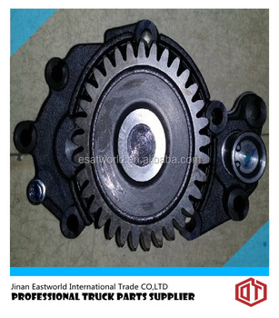 Hongyan Iveco truck parts 5042019360 oil pump