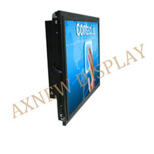 10.4'' PCAP Touch LED Backlight LCD Monitor TFT / 800x600 Audio Display