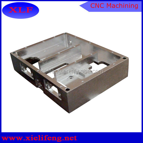 2014 Aluminum metal Electronic Enclosure Cnc Part