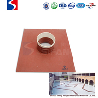 waterproof material liquid polyurethane coating for retaining wall