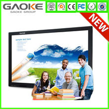 "Infrare Technology high quality OEM 55"", 65"", 70"", 84"" touch screen monitor 10 points capacitive with PC Android WIFI 3G 1080P"