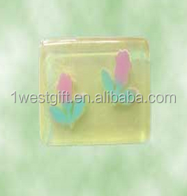 soap turkey,Transparent soap flower (wzFTS010)
