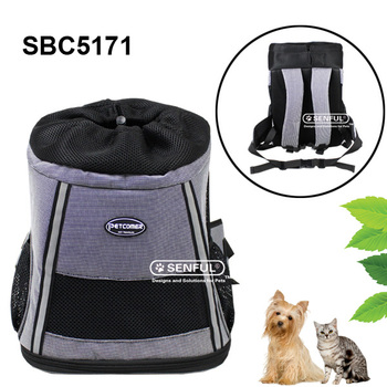 Pattern Front dog carrier sided pet carrier pet backpack