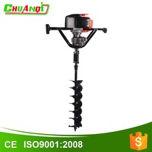 52cc electric earth auger hand earth auger with ground drill bit