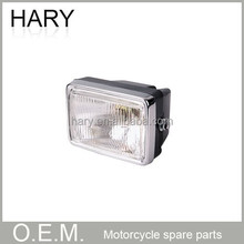 AX100 parts motorcycle headlight motorcycle front light