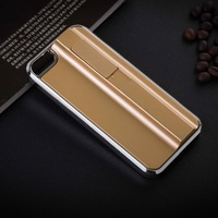Hot selling amazon cigarette lighter mobile phones Case, Wholesale Mobile Cover for iphone6 case