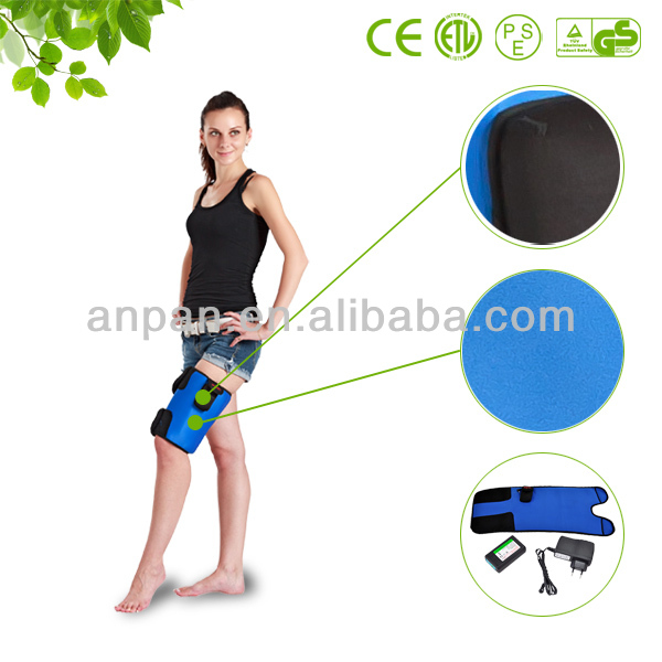 Most Popular Europe Electric Heated Leg Slimming Wrap