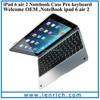 LBK205 factory direct sale slim bluetooth 3.0 wireless keyboard for ipad air 2 from china manufacturer