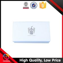 Custom Design Magnetic Closure Visiting Card Box