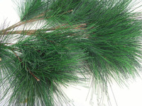 wholesale artificial pine tree branches, artificial tree decoration pine branches artificial pine wreaths